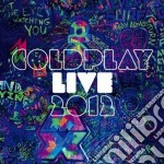 Live 2012 (cd+dvd) cd musicale di Coldplay