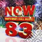 Now 83 cd musicale di Artisti Vari