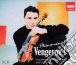 Ph�nom�nal vengerov cd musicale di Maxim Vengerov