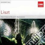 Liszt - Essential (2 Cd) cd musicale di Artisti Vari