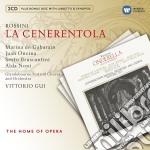 Rossini Gioacchino - Gui Vittorio - New Opera Series La Cenerentola (3cd) cd musicale di Vittorio Gui