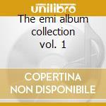 The emi album collection vol. 1 cd musicale di Franco Battiato