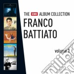 The emi album collection vol. 2 cd musicale di Franco Battiato