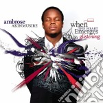Ambrose Akinmusire - When The Heart Emerges cd musicale di Akinmusire Ambrose
