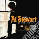 Images (his first three albums) cd musicale di Al Stewart
