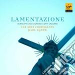 Scarlatti - Lamentazione - Les Arts Florissants/Paul Agnew cd musicale di Paul Agnew
