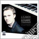Bach: concerti per pianoforte 1052,1054, cd musicale di Alexandre Tharaud