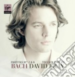 J.s. bach piano works cd musicale di David Fray