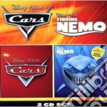 Cars/finding memo 2 in 1 cd musicale di Artisti Vari