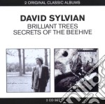 Brilliant trees / secrets of the beehive cd musicale di David Sylvian