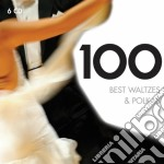 100 best waltzes & polkas cd musicale di Artisti Vari
