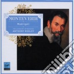 Monteverdi: madrigali (limited) cd musicale di Anthony Rooley