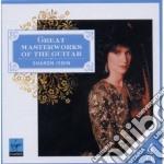 Grandi capolavori per chitarra (limited) cd musicale di Sharon Isbin