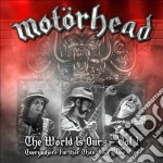 Motorhead - The World Is Ours - Vol 1 (2 Lp) cd musicale di Motorhead
