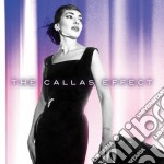 The callas effect (standard edition) cd musicale di Maria Callas