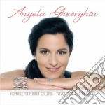 Homage to maria callas (standard edition cd musicale di Angela Gheorghiu