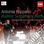 Mahler - sinfonia n.6 cd musicale di Antonio Pappano