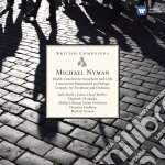 Michael Nyman - Concertos cd musicale di Michael Nyman