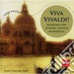 Vivaldi Antonio - Biondi Fabio - Inspiration Series: Viva Vivaldi! cd musicale di Fabio Biondi