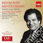 Beethoven - Perlman Itzhak - Masters: Beethoven - Concerto Per Violino cd musicale di Itzhak Perlman