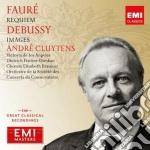 Emi masters: faur� - requiem cd musicale di Andr� Cluytens