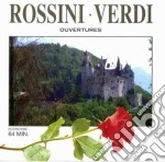 Rossini / Verdi - Ouvertures - Carlo Maria Giulini cd musicale di Giulini carlo maria