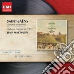 Emi masters: saint-saens - le sinfonie cd musicale di Jean Martinon