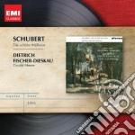 Schubert Franz - Fischer-dieskau Dietrich - Masters: Schubert - Die Schone Mullerin cd musicale di Diet Fischer-dieskau
