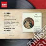 Emi masters: verdi requiem cd musicale di Giulini carlo maria