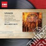 Emi masters: vivaldi - gloria & magnific cd musicale di Riccardo Muti