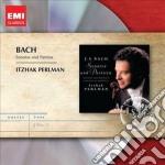 Bach - Perlman Itzhak - Masters: Bach - Sonate E Partite Per Violino (2cd) cd musicale di Itzhak Perlman