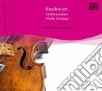 Beethoven - Zukerman Pinchas - Masters: Beethoven - Sonate Per Violino cd musicale di Pinchas Zukerman