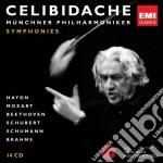 Celibidache edition vol.1: sinfonie (lim cd musicale di Sergiu Celibidache