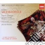 Boito Arrigo - Rudel Julius - New Opera Series: Boito - Mefistofele (3cd) cd musicale di Julius Rudel