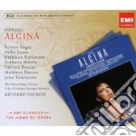 New opera series: handel - alcina cd musicale di Richard Hickox
