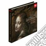 Renaissance of italian music the nation cd musicale di Artisti Vari