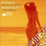 Blue note beach classics presented by jo cd musicale di Padilla Jose