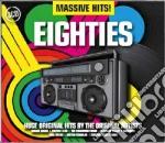 Massive hits 80 cd musicale di Artisti Vari