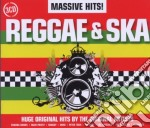 Massive Hits Reggae & Ska (3 Cd) cd musicale di Artisti Vari