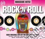 Massive Hits Rock'n Roll (3 Cd) cd musicale di Artisti Vari