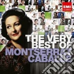 The very best of cd musicale di Montserrat Caballe