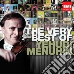 The very best of cd musicale di Yehudi Menuhin
