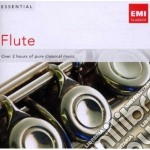 Essential flute cd musicale di Artisti Vari
