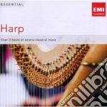 Essential harp cd musicale di Artisti Vari