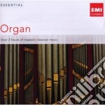 Essential organ cd musicale di Artisti Vari