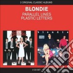 Parallel lines / plastic letters cd musicale di Blondie