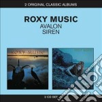 Avalon / siren cd musicale di Roxy Music