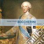 Quintetti per archi e chitarra - minuett cd musicale di Fabio Biondi