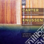 3 occasions for orchestra + knussen: son cd musicale di Oliver Knussen