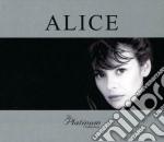 The platinum collection cd musicale di ALICE